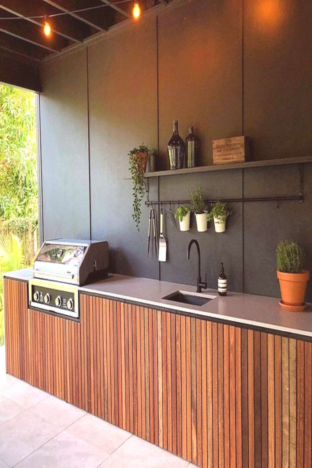 Outdoor Kitchens can be such a great addition to your homeYou can find Outdoor kitchens and more on our websiteOutdoor Kitchens can be such a great addition to your home