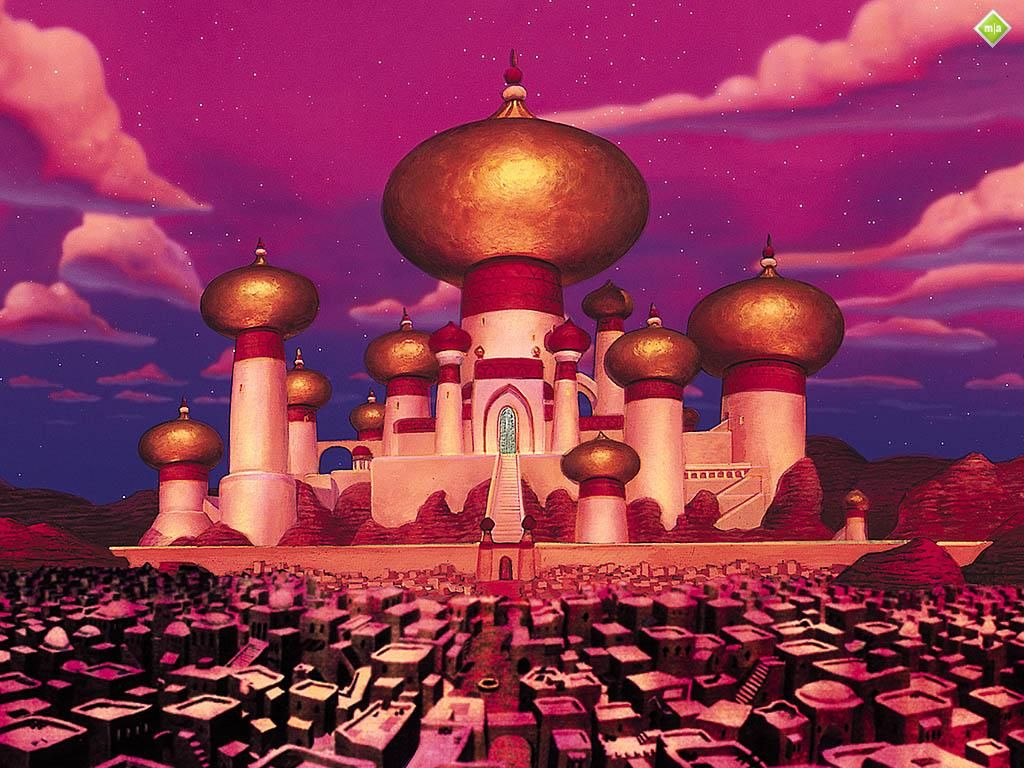 Agrabah KHDW.jpg | Fantasy pictures for Aladdin Castle Wallpaper  166kxo