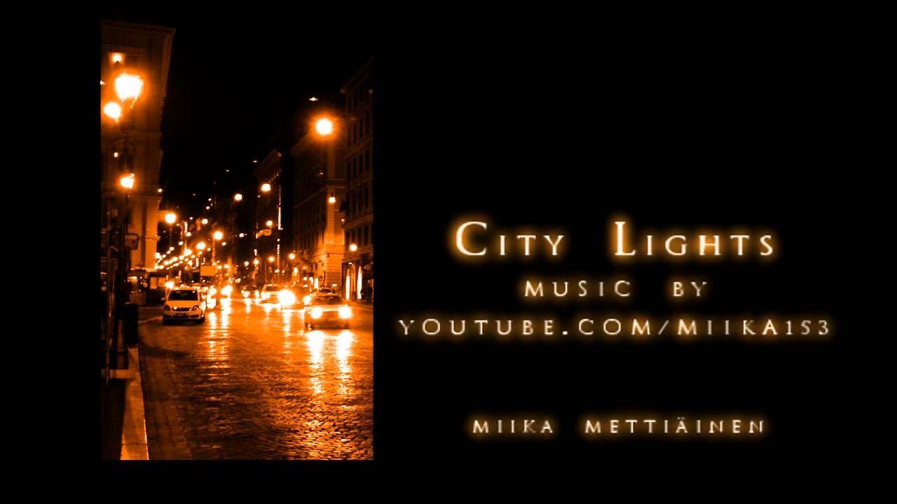 City Lights - Instrumental Music - Film Pop Orchestra