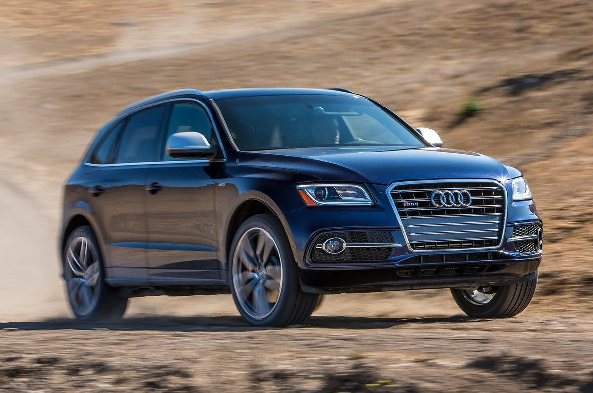 Audi Q5 2014 Внедорожники Настоящие мужчины Модели