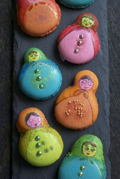 Macaroons on Pinterest | Macaron Tower, Violets and Macaron Filling