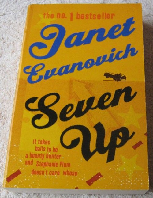 Seven Up. Janet Evanovich.