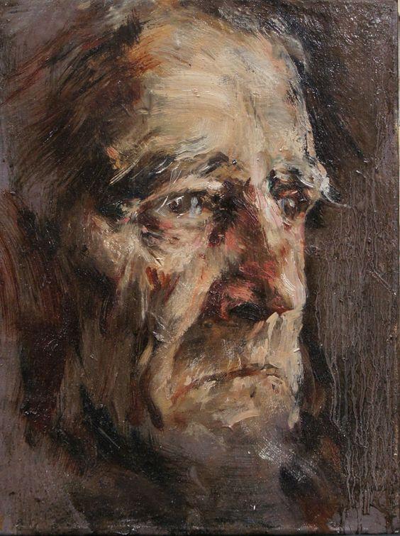 "bellver123:  "" Anatoly Shumkin Portraits on Behance  """