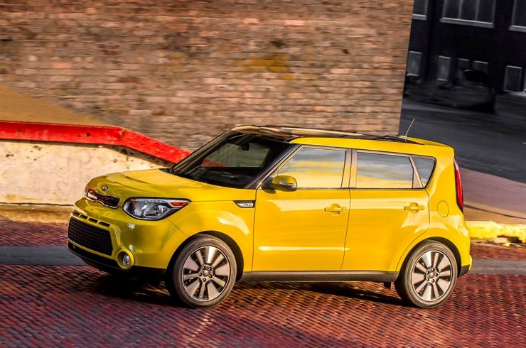 The 2015 Kia Soul One Of The Popular Vehicles Driving Hyundai And Kia To A Record 8 Million Vehicle Sales In 2014 Kia Soul Kia Kia Soul Interior