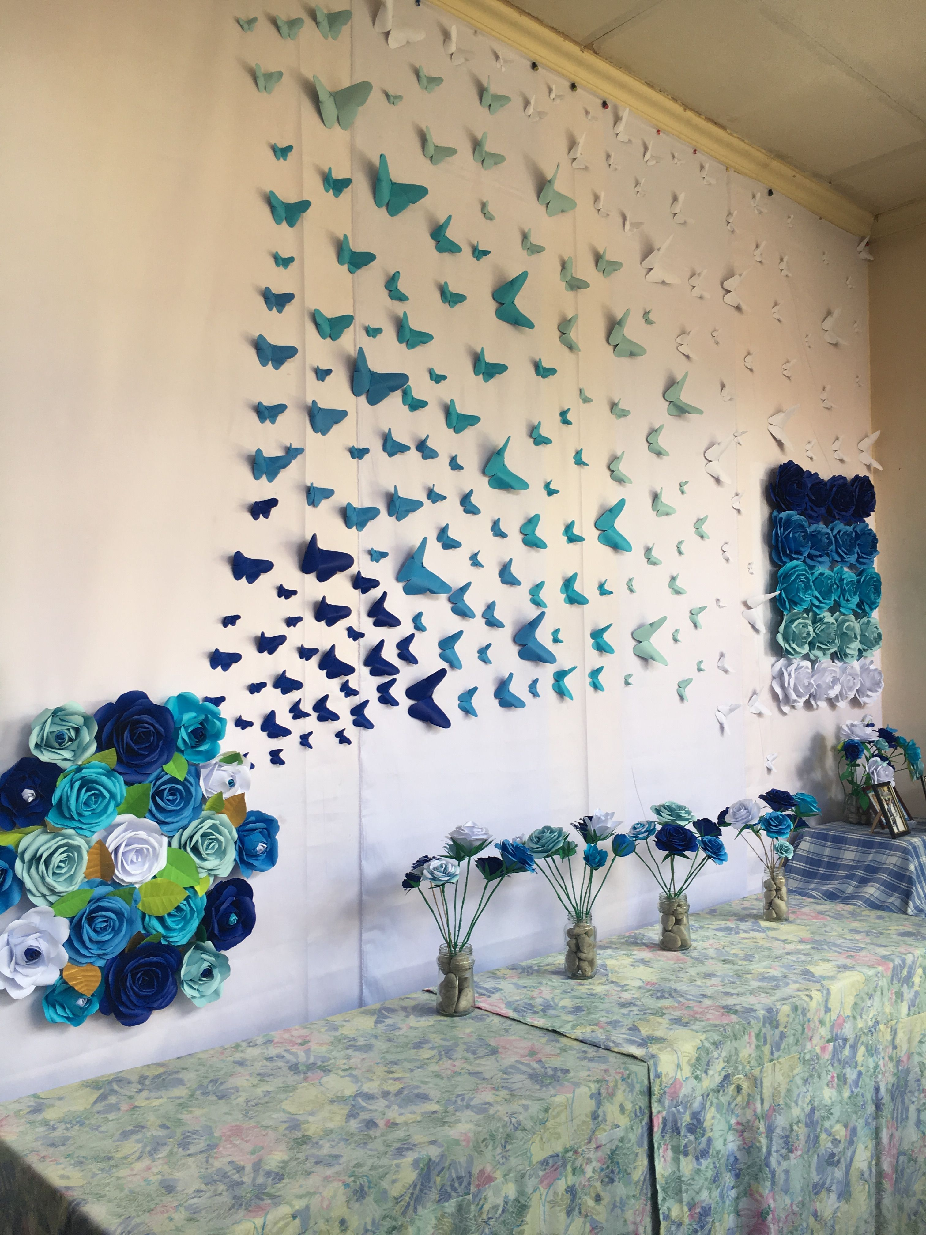 Villa bella chardonnay ceramic wall decor imax salma mercury glass