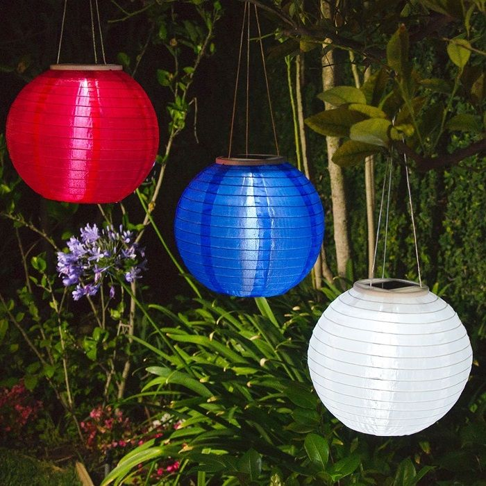 Top 10 Best Solar Powered Hanging Lanterns 2018 Reviews Met Afbeeldingen