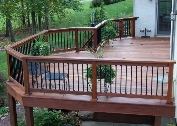 Ipe Deck Remodel Elverson Pa Home Ideas Pinterest Decking
