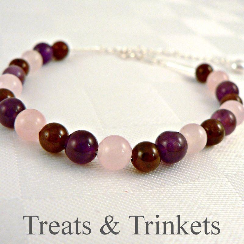 Love Bracelet from Treats & Trinkets