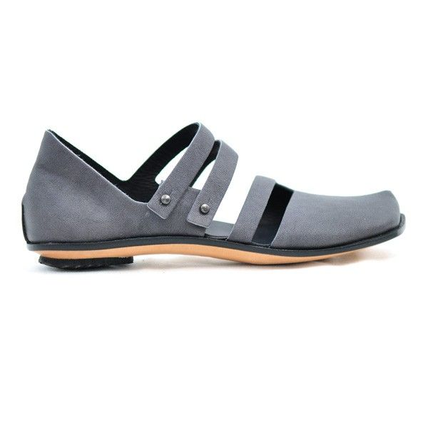 f53852c0890 Cydwoq - Handmade in CA - love these grey blue strappy shoes - I ordered  these is red leather