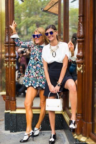 STYLE DU MONDE / Paris FW SS2014: Anna Dello Russo & Giovanna Battaglia  // #Fashion, #FashionBlog, #FashionBlogger, #Ootd, #OutfitOfTheDay, #StreetStyle, #Style