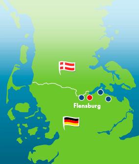 Flensburg–Urlaub an der Ostsee