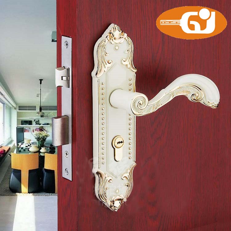 2015 style european door handle lock full set   Hardware   Pinterest