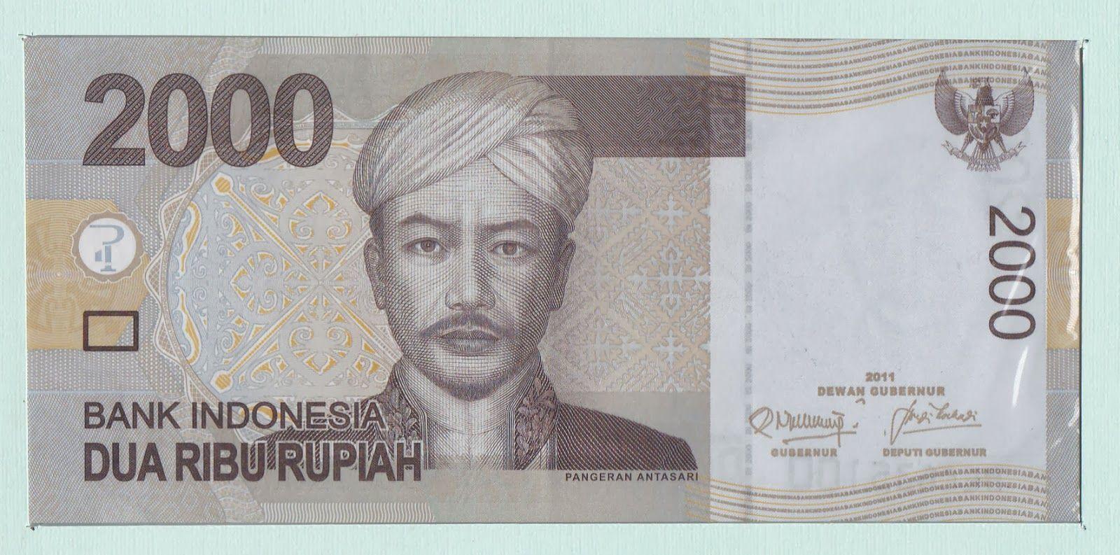 Gambar Pahlawan Pangeran Antasari
