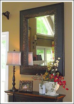 interesting bedroom mirrors | Accessorizing with mirrors! Unique ideas to decorate using ...