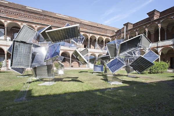 Pin By Panasonic Corporation On Milano Salone 2012 Solar Panels For Home Eco Architecture Solar