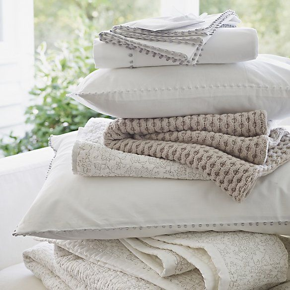 Avignon Bed Linen Collection | Bed