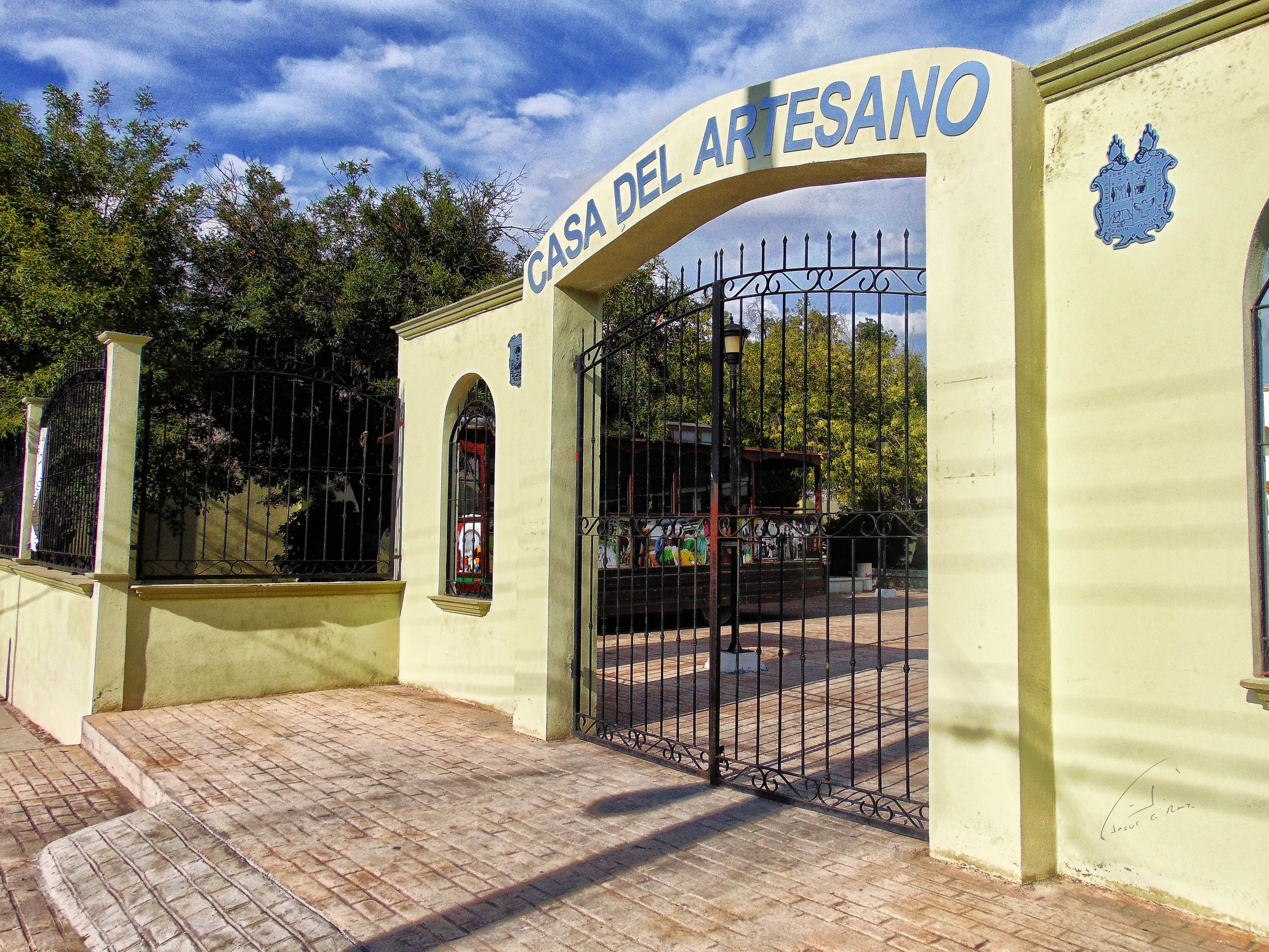 Saltillo, Coah, Casa del Artesano