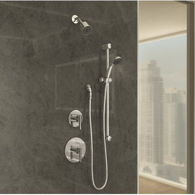 Symmons Dia Hand Shower System With Lever Handle Symmons Shower Systems Hand Shower