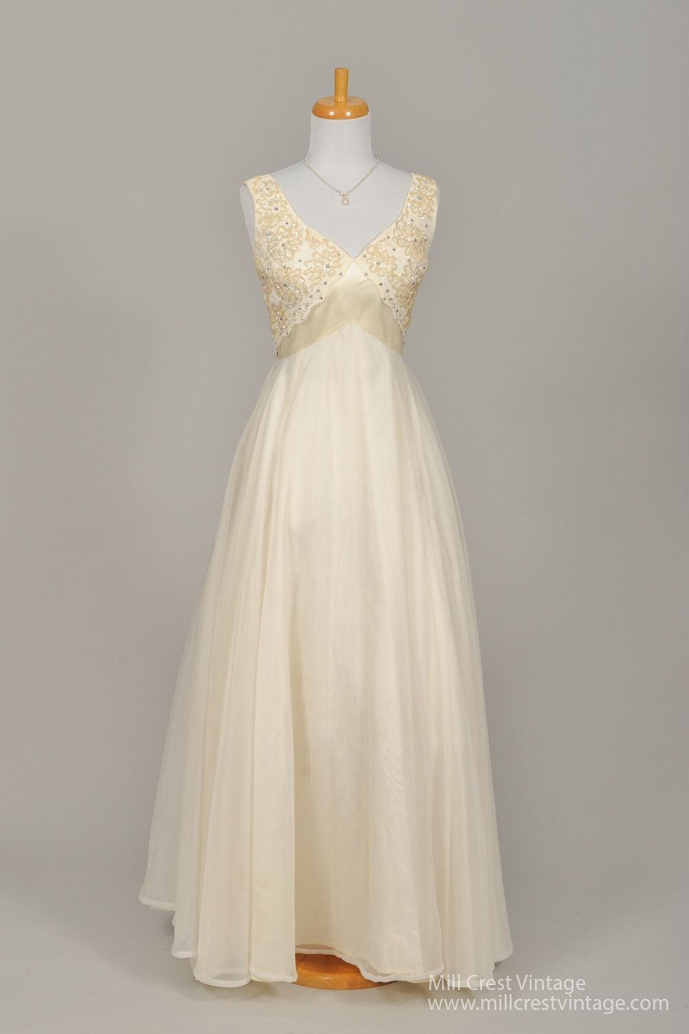 1960 wedding dresses   Emma Domb Jeweled Vintage Wedding Gown  Pinterest  Vintage