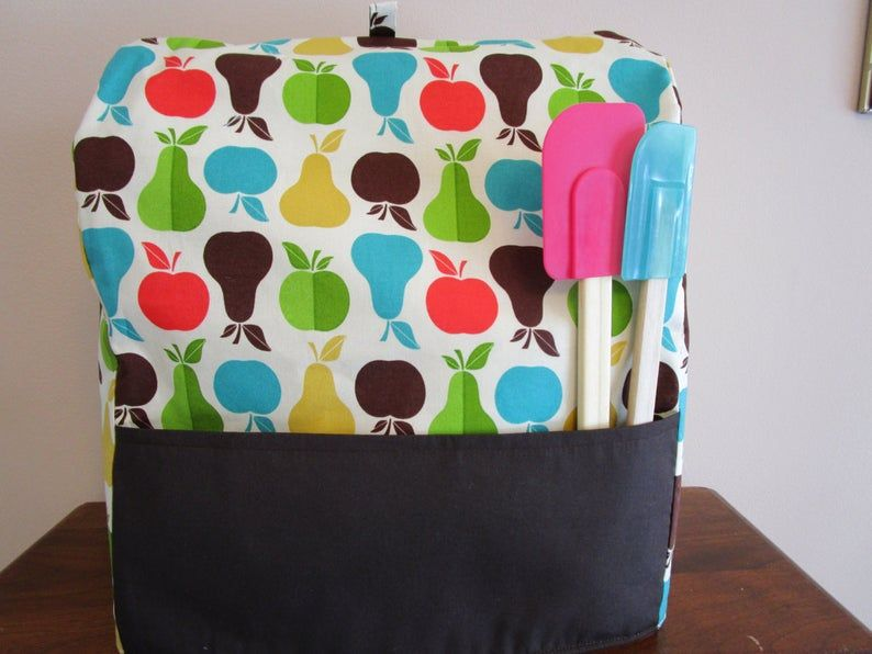 Kitchenaid mixer cover pattern sewing patterns etsy in