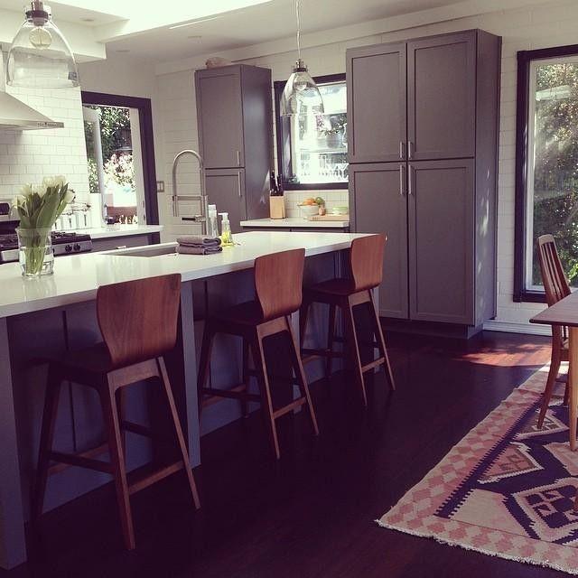 Marin Morning Light Kitchen Chairs Westelm Marin Midcentury