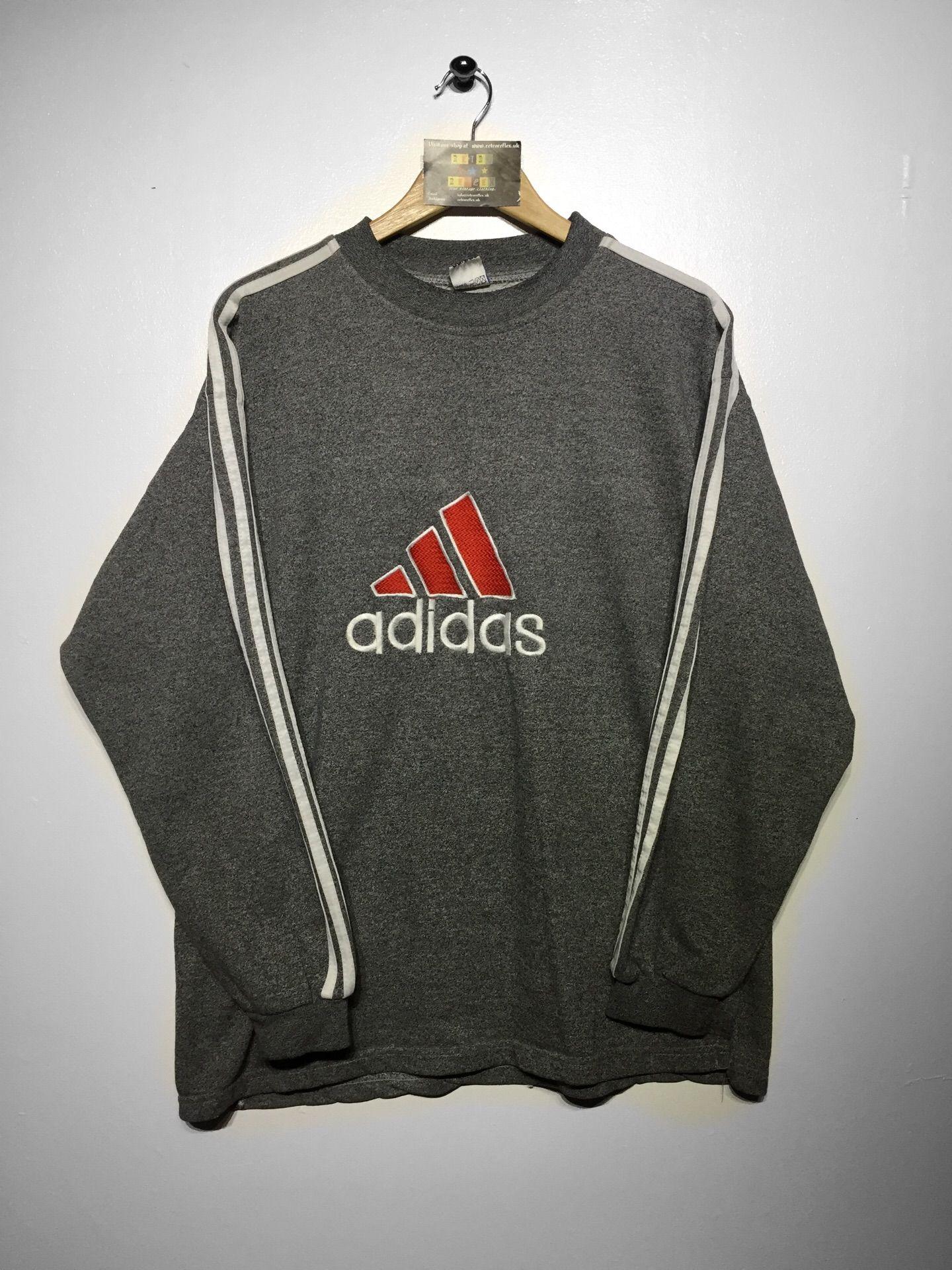 Retro Reflex - home to vintage and retro designer clothing. Adidas  sweatshirt ...