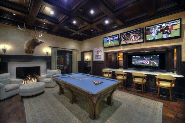60 Game Room Ideas For Men Cool Home Entertainment Designs Game Room Bar Game Room Man Room