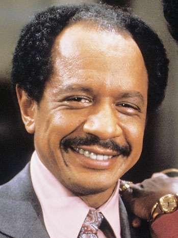 George Jefferson The 80s Pinterest Sherman Hemsley Actors