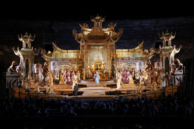 Turandot, Verona