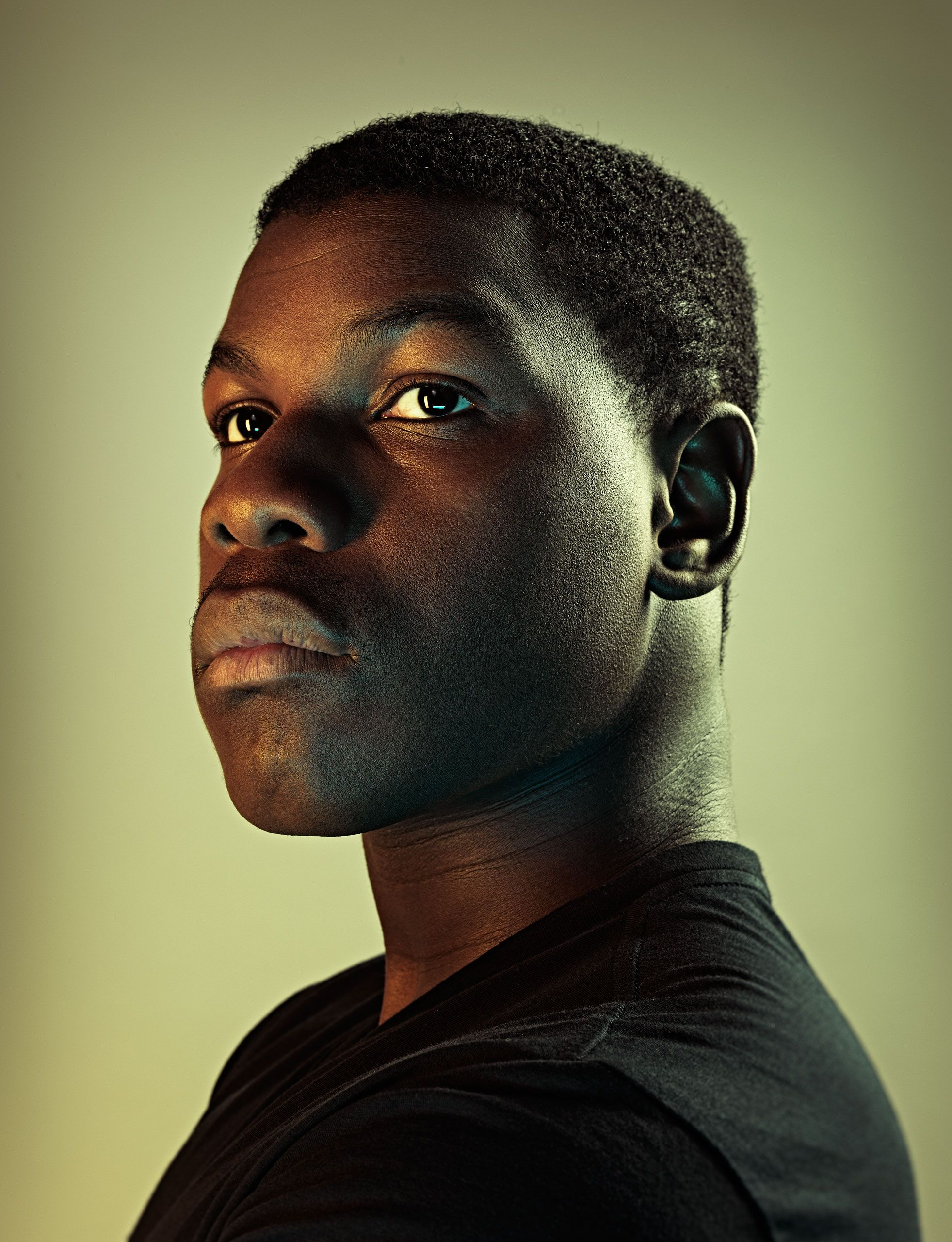 John Boyega of Star Wars: The Force Awakens • Photographed by Marco ...