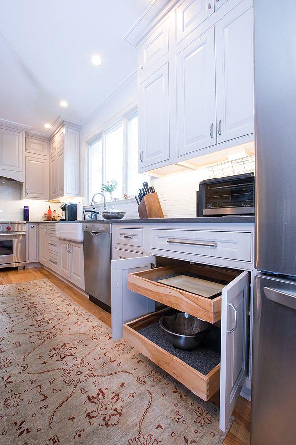 Little Storage Ideas Carefree Kitchens, Inc. Carefree ...