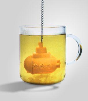 infusor de té del submarino amarillo <3 it