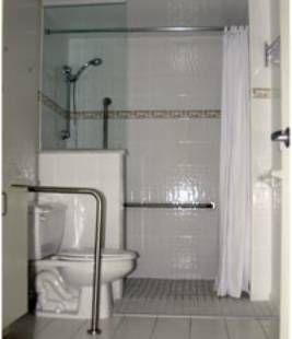 Handicap Showers Wheelchair Showers Roll In Shower Handicap Shower Shower Wheelchair Handicap Bathroom