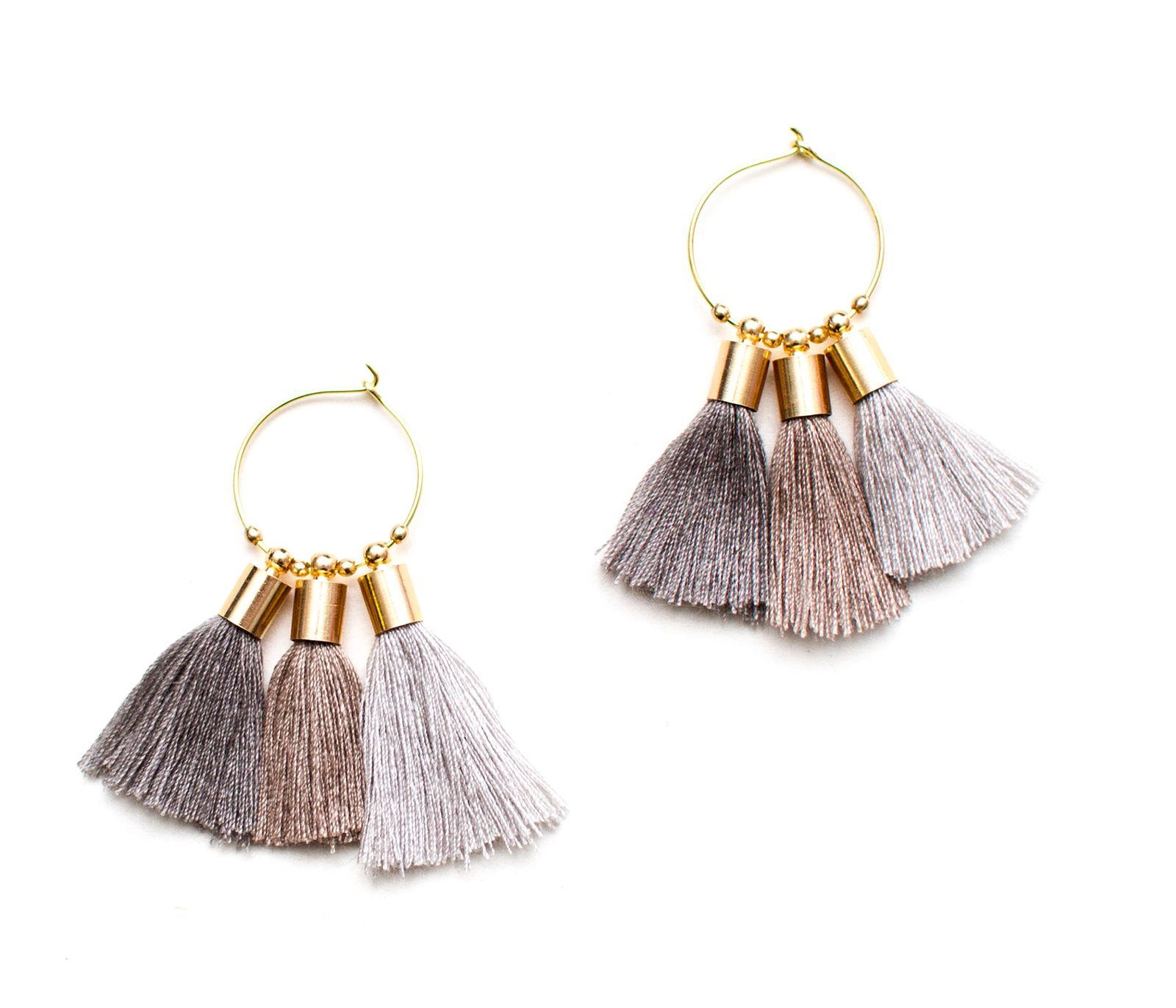 23 Items you can actually wear PAST Coachella featuring HONEYROSE & K fringe tassel earrings via People Style!