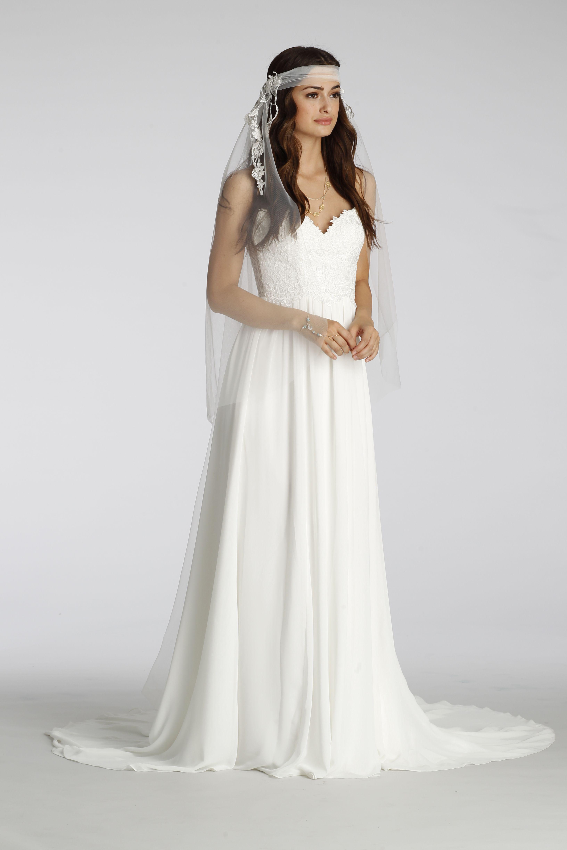 Bridal Gowns, Wedding Dresses by Ti Adora - Style 7657 & Style V657 #tiadorabridal