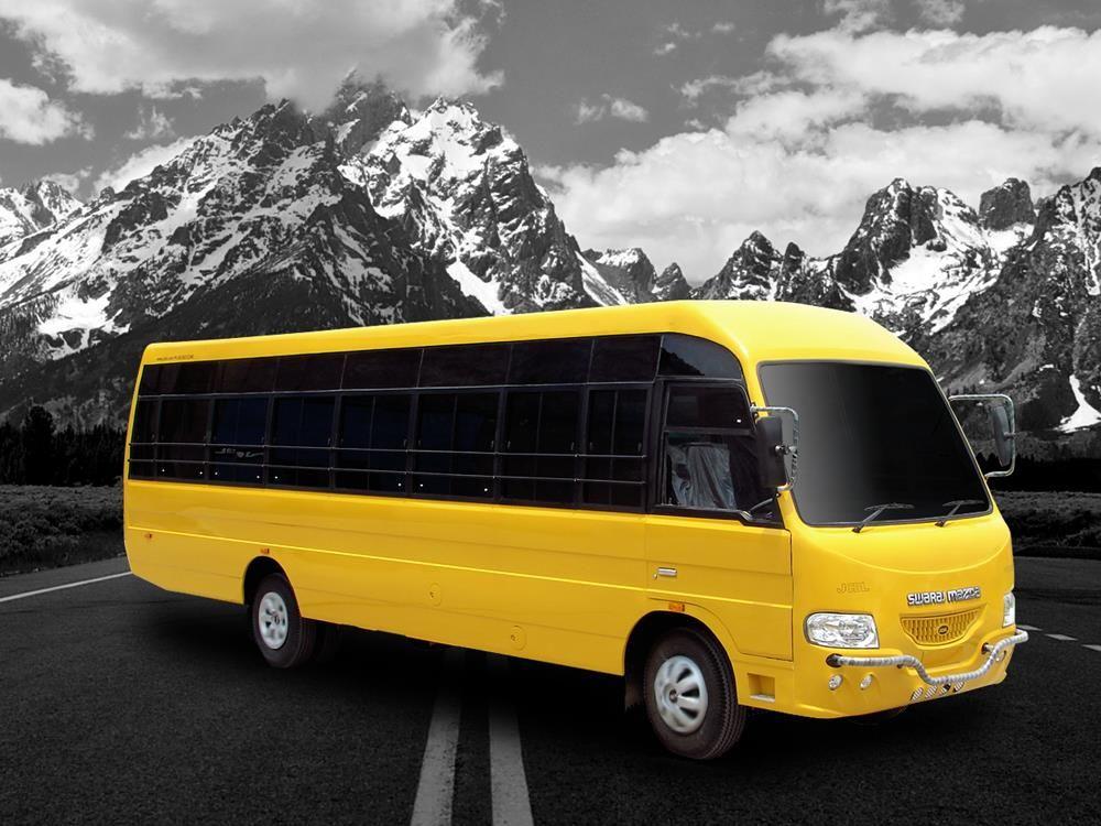 School Bus India | Automotive Designs | New bus, School fun
