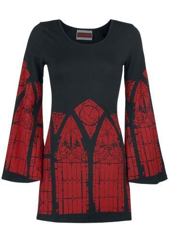 Let The Dark In - Korte jurk van Jawbreaker
