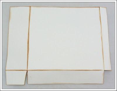 Mariannes papirverden.: Tutorial - Serviett/te eske