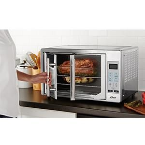 Oster French Convection Countertop And Toaster Oven Single Door