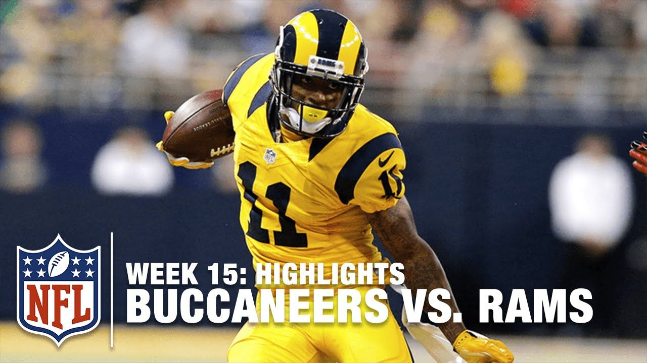 #nfl Buccaneers vs. Rams | Week 15 Highlights | NFL