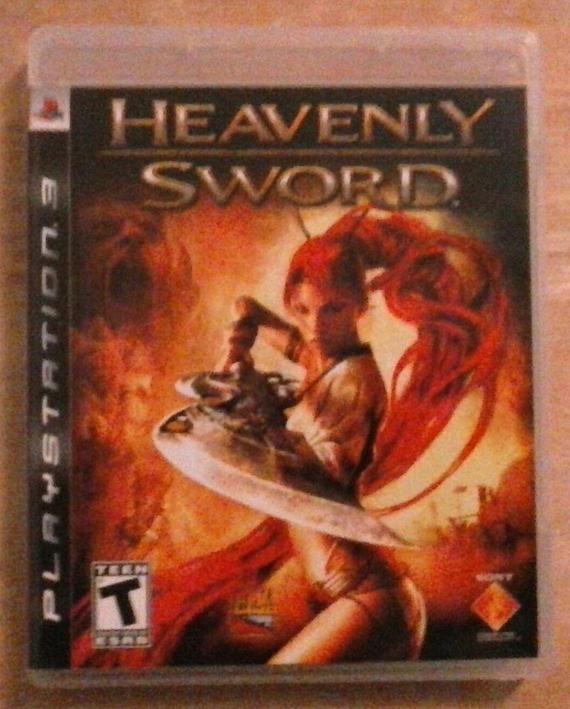Heavenly Sword Sony Playstation 3 2007 Heavenly Sword Sony