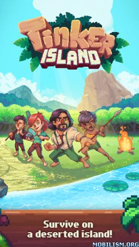 Tinker Island v1.1.32 [Mod] Apk Idées logo, Animation, Logos