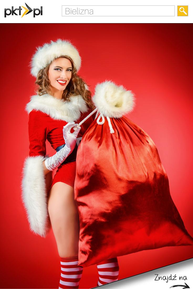Seksowna bielizna - czyli jak dać i prezent i jednocześnie otrzymać #prezent ;)
