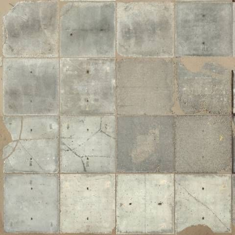 Beautiful Concrete Tile Floor Texture