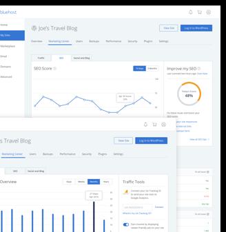 Best bluehost hosting option for wordpress