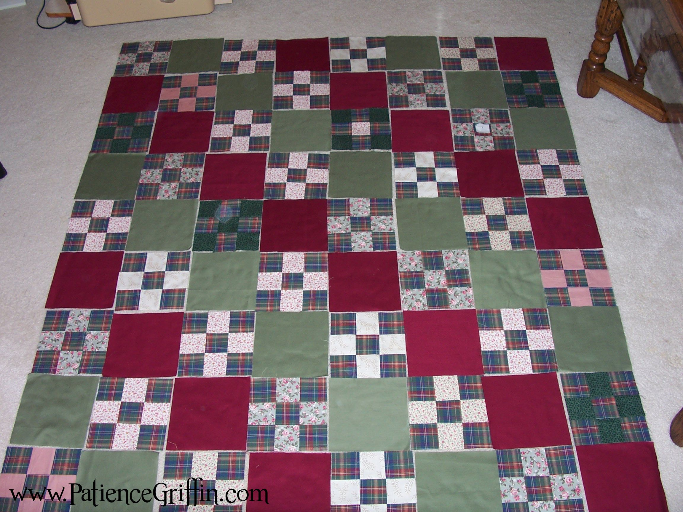 Layout For Scottish Quilt Quilts Quilt Of Valor Quilting Designs