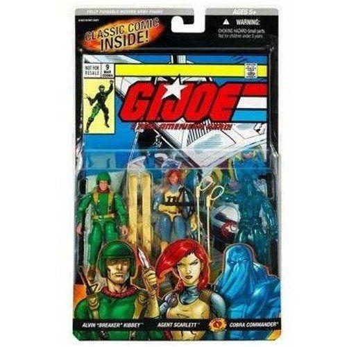 G. I. JOE Hasbro A Real American Hero 3 3/4 Series 2 Action Figure 3Pack Scarlett, Breaker Cobra Commander G. I. Joe,http://www.amazon.com/dp/B000FVVKU8/ref=cm_sw_r_pi_dp_uX6Msb011ASD6JAK