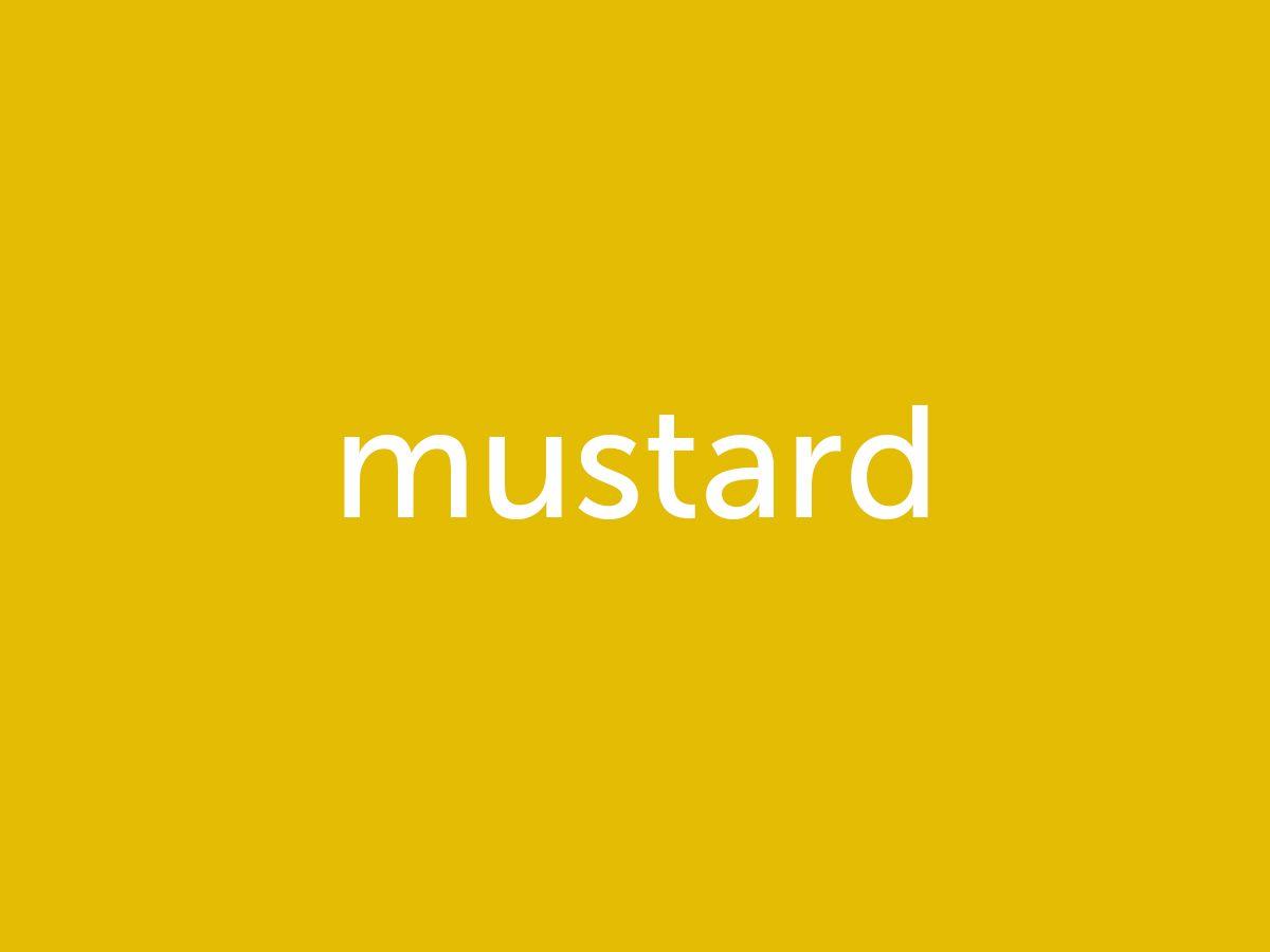 mustard colour - Google Search   Mustard yellow, Mustard ...