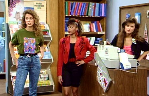 Saved By The Bell   90s fashion