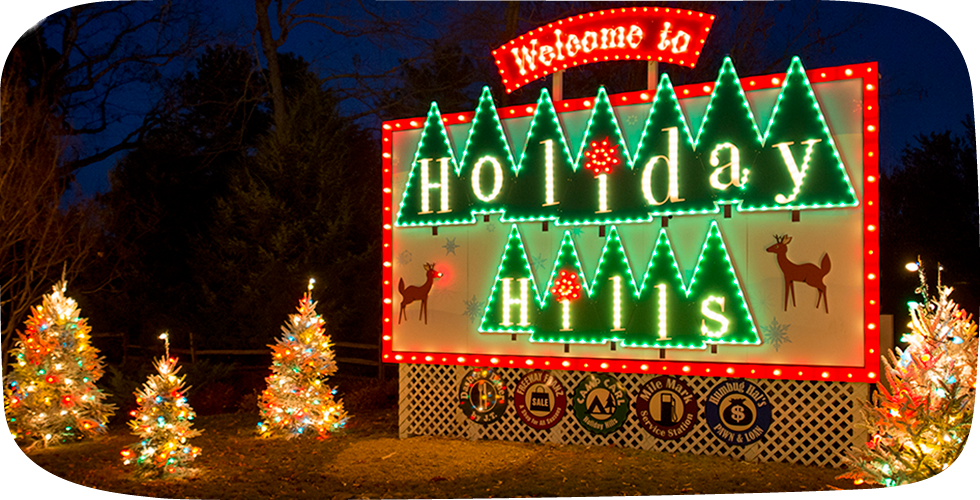 Christmas Town at Busch Gardens is a relatively new holiday ...